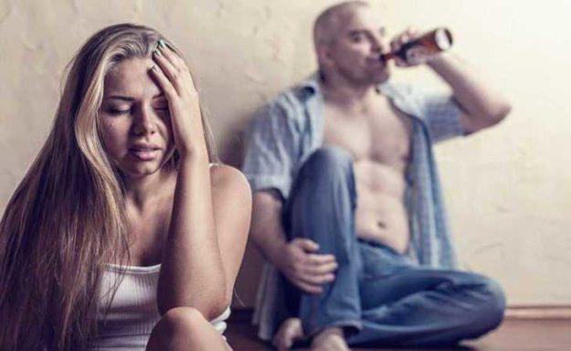 алкогольная зависимость у мужа